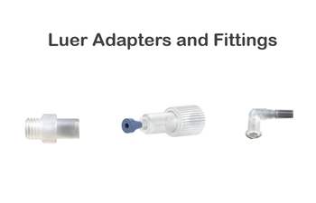 Luer Adapters and Fittings